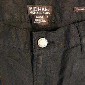 Michael Kors Pants - Mens MK Linen/Cotton Pants